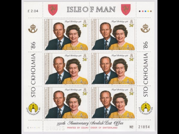 Isle of Man Keb 321 ** (1)