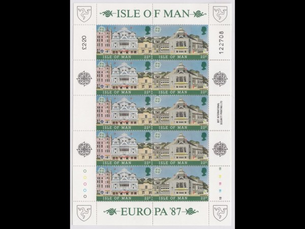 Isle of Man Keb 335-336 ** (1)