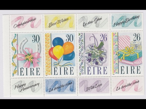 Ireland Block BHM 15 ** (1)